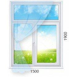 Окно Veka WHS60(4 камеры) в Сталинку под ключ